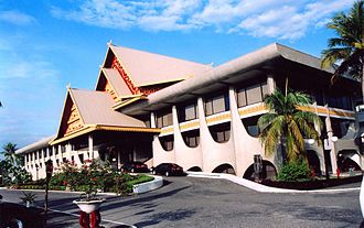 Riau - Riau Governmental office in Pekanbaru