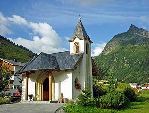 Kapelle in Wirl