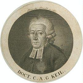 Karl August Gottlieb Keil