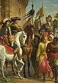 Karl von Blaas - Die Schlacht bei Levenc 1664 - 2730 - Kunsthistorisches Museum.jpg