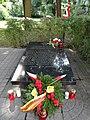 Karolkowa Street 53 (at al Solidarności) - place of remembrance.JPG