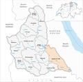 Karte Gemeinde Hausen am Albis 2007.png