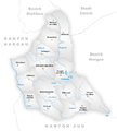 Karte Gemeinden im Bezirk Affoltern.png
