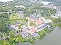 Kartuzy carthusian monastery aerial photograph 2019 P02.jpg