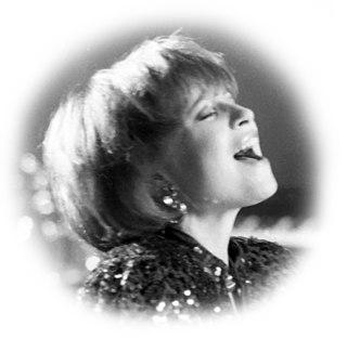 Kvitka Cisyk American opera singer of ukrainian descent