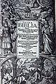 Kaspar Uhlenberg, Bibel-Übersetzung, Ausgabe von 1630, gedruckt von Johannes Kreps in Köln.jpg
