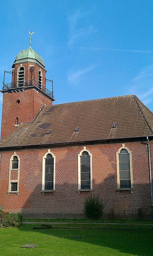 Kath. Herz-Jesu-Kirche Dorfstraße 119 in Duisburg-Serm - panoramio