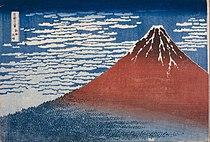 Katsushika Hokusai - Fine Wind, Clear Morning (Gaifū kaisei) - Google Art Project.jpg
