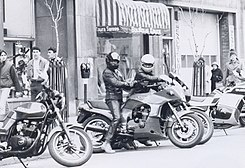 gpz900 in montreal in 1987