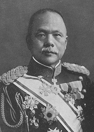 Kazushige Ugaki - As War Minister (1924)