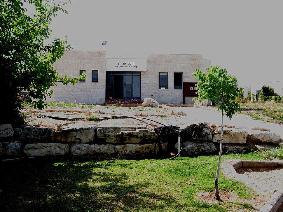 Kedumim Synagogues Heical Haaron