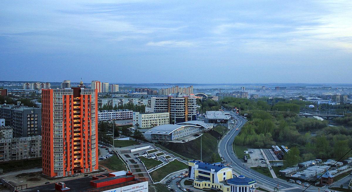 Kemerovo Wikipedia