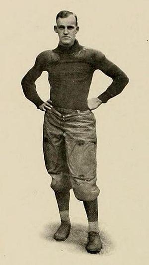 Kemper Yancey - Yancey pictured in Kaleidoscope 1911, Hampden-Sydney yearbook