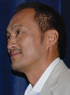 Ken Watanabe Japanese actor