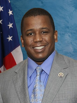 2010 United States Senate election in Florida - Image: Kendrick Meek official portrait (cropped)