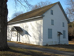 Ford Friends And Family >> Old Kennett Meetinghouse - Wikipedia