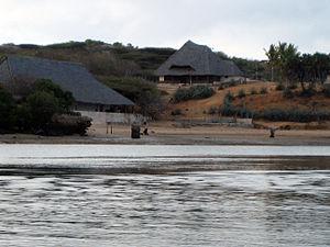 Kiwayu - The west side of Kiwayuu Island
