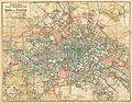 Kiessling, Neuer Radfahrer-Plan von Berlin mit Vororten, 1904.jpg