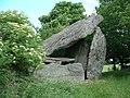 Kilmogue Portal Dolmen - geograph.org.uk - 103548.jpg