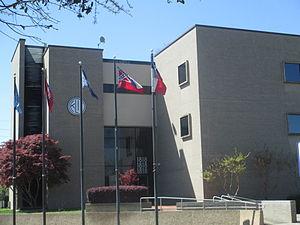 Virginia Shehee - Kilpatrick Life Insurance Co. building on Marshall Street in Shreveport