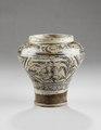 Kinesisk vinkruka, Cizhoukeramik, 1279-1368, Yuandynastin - Hallwylska museet - 100908.tif