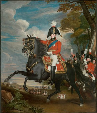 1809 in art - Image: King George IV 1809