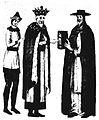 King Mirian, his son Bakar & Patriarch of Antioch (Svetitskhoveli).jpg