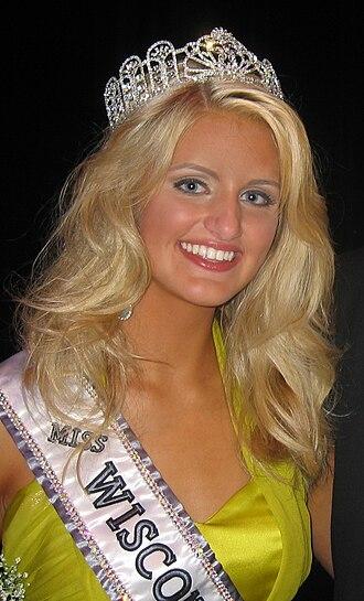 Miss Wisconsin Teen USA - Kirsten Norderhaug, Miss Wisconsin Teen USA 2010