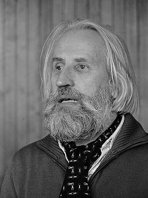 Klaus Huber - Huber in 1981