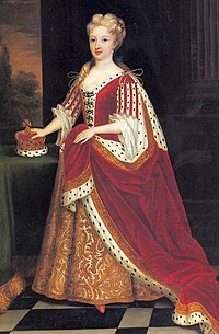 Kneller, after - Caroline of Ansbach - NPG 529.jpg