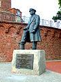 Kołobrzeg, pomnik komandora Stanisława MieszkowskiegoDSCF1459.JPG