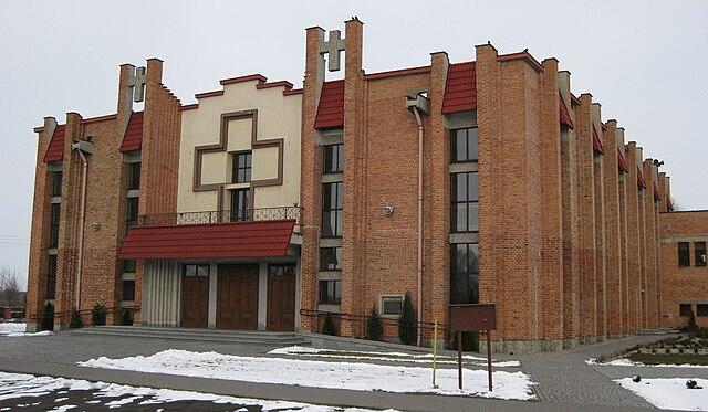 Parafia �wi�tej Kr�lowej Jadwigi we Wrze�ni