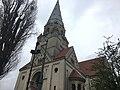 Kościół św. Mateusza w Łodzi - wieża.jpg