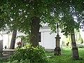 Kościelec - cmentarz nagrobki z II poł. XIX w. (31.V.2008).JPG