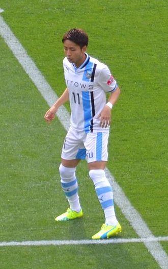 Yu Kobayashi (footballer) - Image: Kobayashi Yu Kawasaki