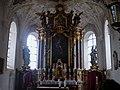 Kochel am See, St. Michael, Hochaltar 2008-07.jpg