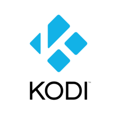 Kodi Logo via Wikipedia