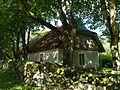 Koguva küla Andruse talu kalaait-mõrrakuur.JPG