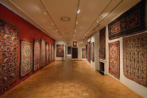Copper-Roof Palace - Image: Kolekcja Kobierców Wschodnich Pałac pod Blachą 01