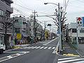 Komazawa street Kakinokizaka.jpg