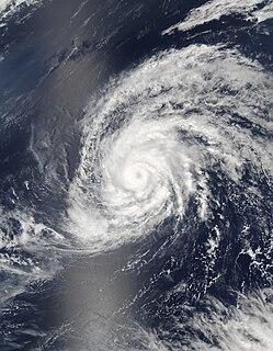 Typhoon Kong-rey (2007) Pacific typhoon in 2007