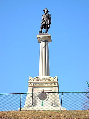 Kosciuszko's Monument (West Point).JPG