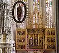 Kosice - St. Elisabeth Cathedral - Altar.JPG