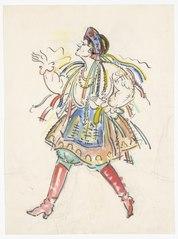 Kostymskiss av Lydia Skottsberg
