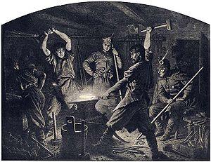 War scythe - Image: Kosy 1863