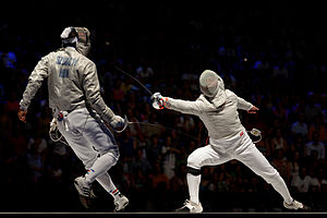 The Top Ten Fencing Moves  LIVESTRONGCOM