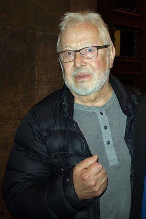 Władysław Kowalski (actor) - Władysław Kowalski in 2014