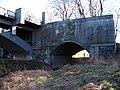 Kralupy nad Vltavou, most přes Zákolanský potok při Masarykově mostu.jpg