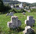Kremenets Mountains, Piatnitski (Cossack) cemetery, 27.08.2007 05.jpg