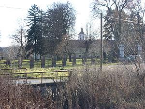Krušedol Monastery - Image: Krusedol 1
